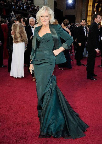 Work it, mama! {Zac Posen}Fashion, Zac Posen, Oscars 2012, Gowns, 2012 Oscars, Best Dresses, Red Carpets Looks, Academy Awards, Glenn Close