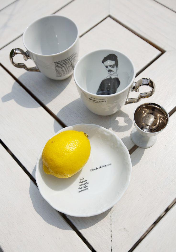 Kubek - Great Inventors - DECO Salon || #valentinesday #gift #giftidea