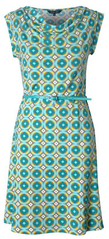 Gina jurk van Vila Joy, verkrijgbaar bij Solvejg.nl