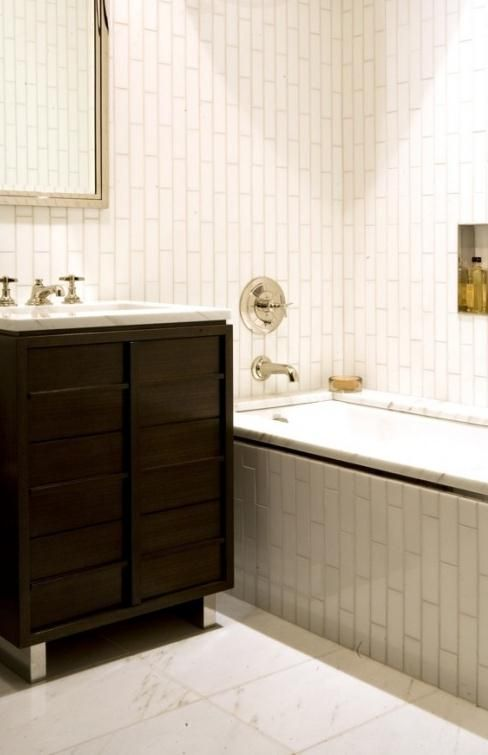 How To Lay Wall Tile In A Bathroom