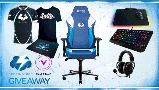 Enter This Ultimate Gaming #Giveaway! Win a Gaming Chair, Keyboard, Mouse, and more!