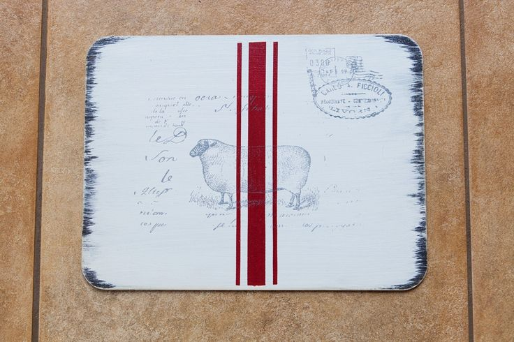 Placemats Sheep Set