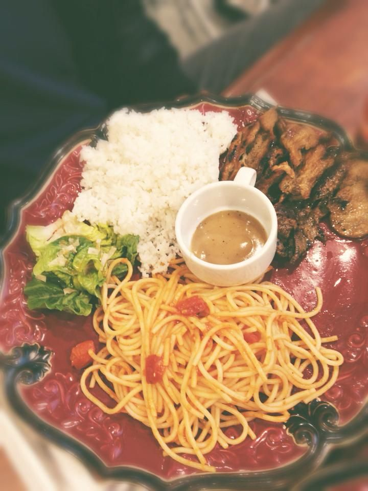 Lunar's Addictions: Gastronomical Adventure in Baguio City: The Old Spaghetti House