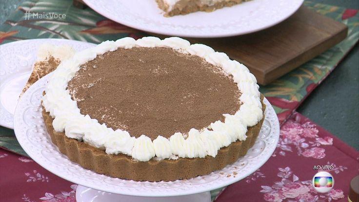 Banoffee Pie: aprenda a fazer a tradicional torta inglesa de banana com caramelo