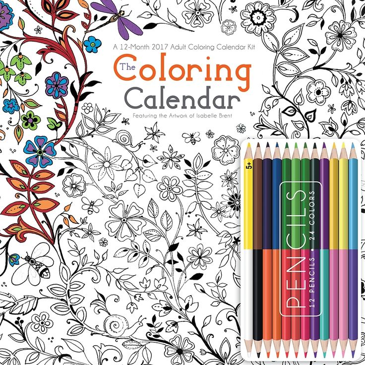 17 best images about adult coloring books on pinterest Coloring book planner