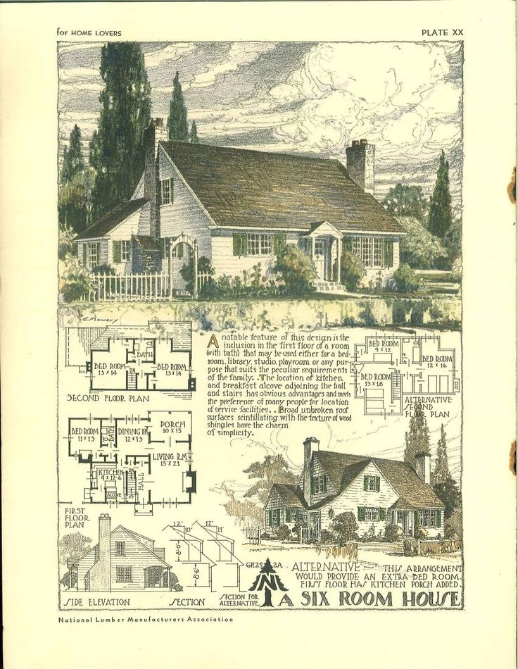 Cotswold cottage home plans for Cotswold cottage house plans