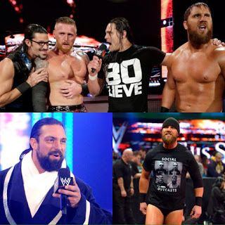 NGN PRO WRESTLING ARTICLES: DID A SPOT OPEN UP FOR SANDOW?