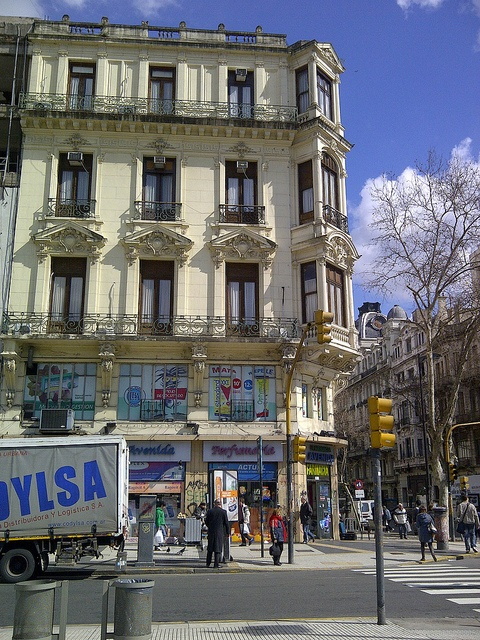 downtown Buenos Aires by abaesel, via Flickr