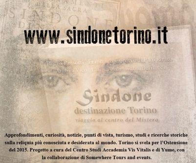 In occasione dell'Ostensione della Sindone che avverrà a Torino nel 2015, ecco un portale divulgativo creato ad hoc per turisti e curiosi sull'argomento. A cura di nume www.yumebook.t
