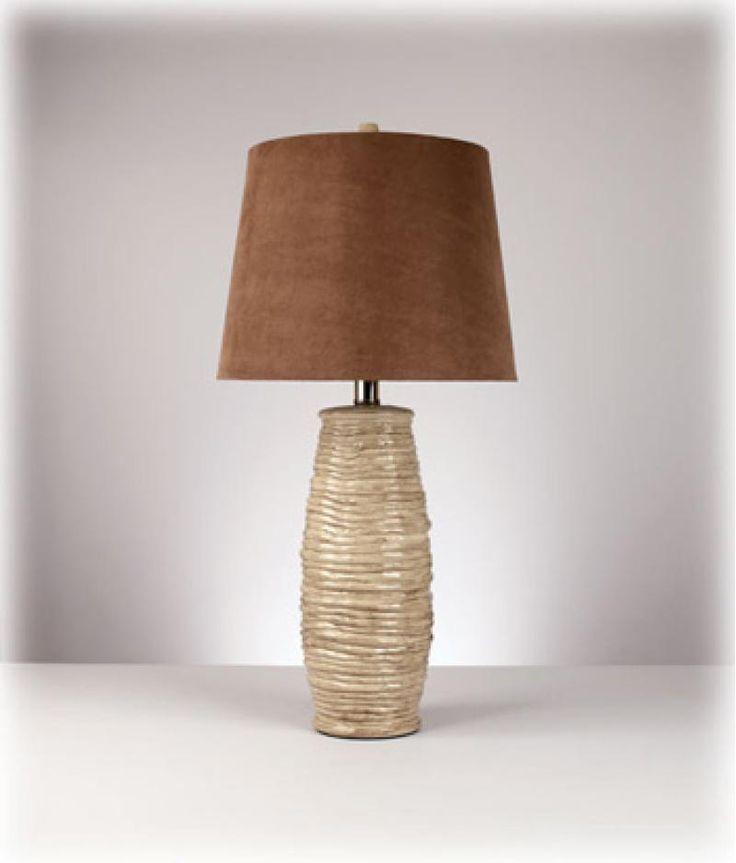 L136534T by Ashley Furniture in Winnipeg, MB - Ceramic Table Lamp