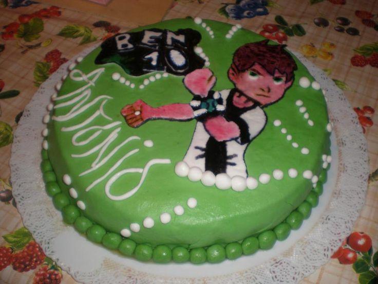 Ben Ten compleanno http://super-mamme.it/2015/09/26/compleanno-ben-ten/