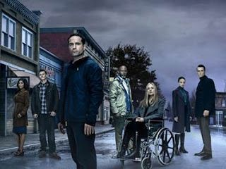 Claudia Grohovaz: WAYWARD PINES -  JASON PATRIC STAR DEL THRILLER FI...