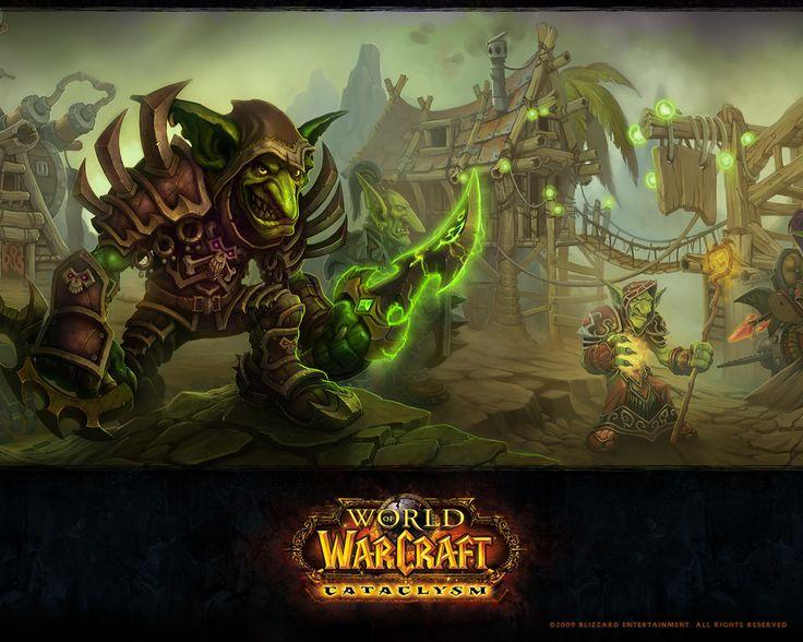 Blizzard Entertainment:World of Warcraft: Cataclysm