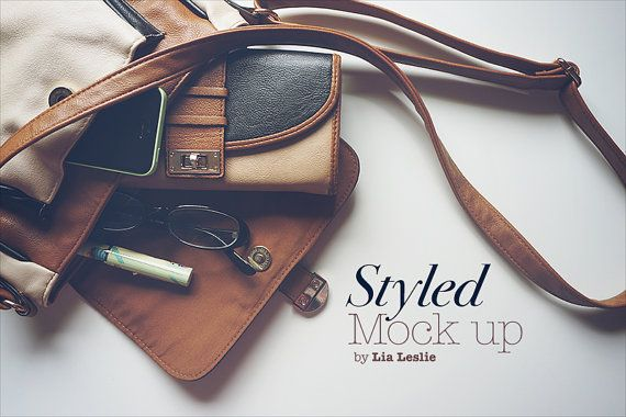 Styled fashion stock photography. Fashion Blog by StrictThemes