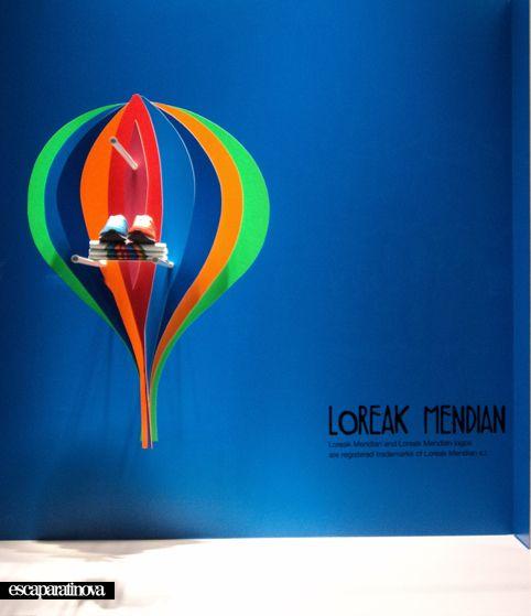 Globo Loreak Mendian