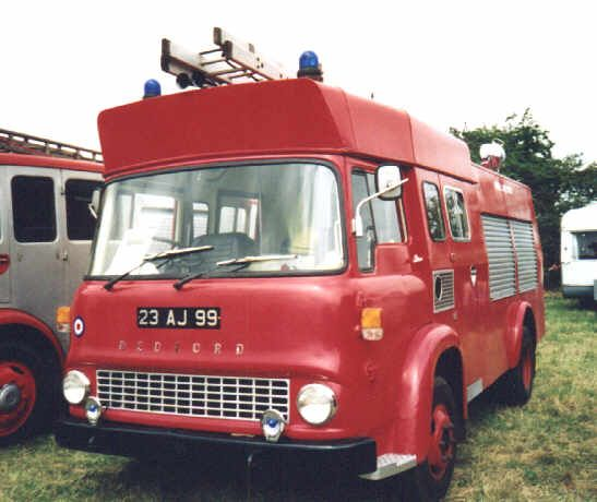 royal air force fire bedford TK truck 1972 - Google Search