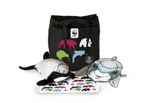 A great idea to help out WWF New Zealand. Check out this great pack at shop.wwf.org.nz only $60 for a great cause.