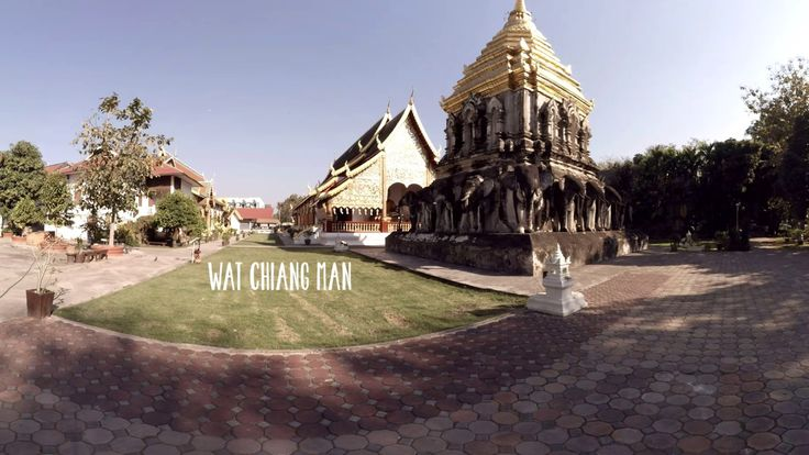 One day in Chiang Mai 360° Virtual Tour / Chiang Mai has something for everyone. While exploring the city, you can find countless beautiful temples - Wat Phra Singh being the best-known one - and a historical centre which will take your breath away.
