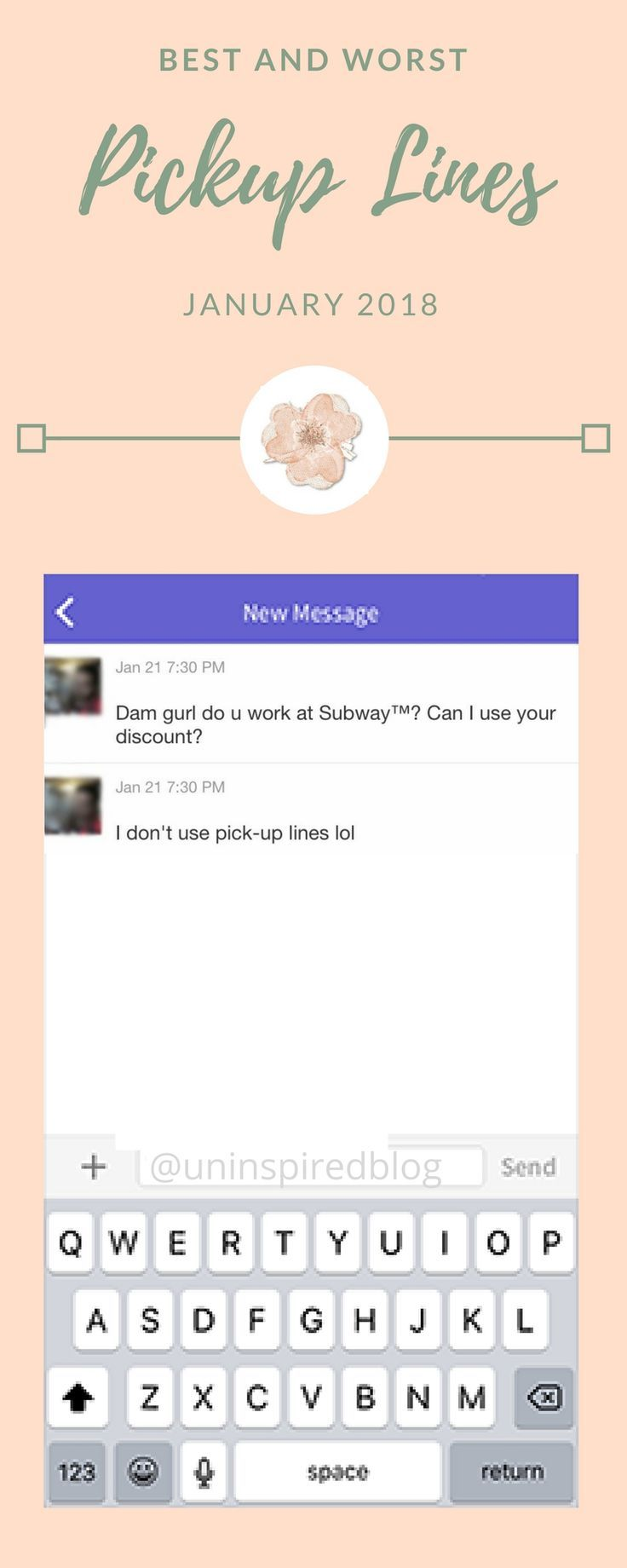 Best opening statements on dating site