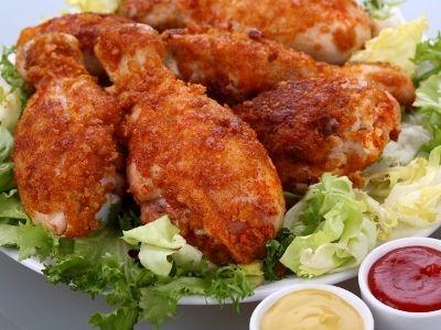 Udka z kurczaka > przepis na udka z kurczaka