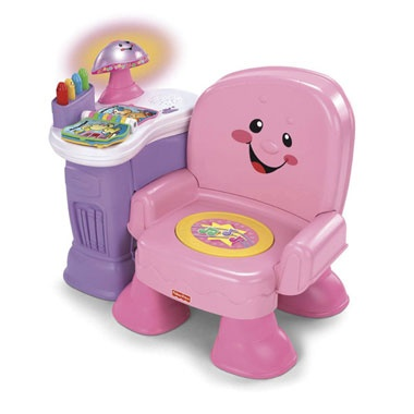 Fisher-Price Song Story Musical Chair Pink 39.99