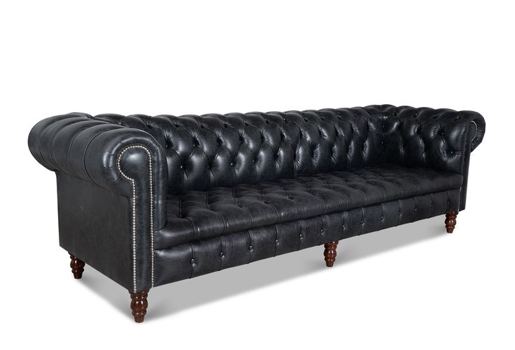 Chesterfield Ecksofa