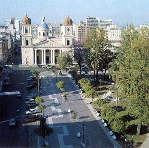 La ciudad capital de mi provincia Tucuman- Catedral de #Tucuman