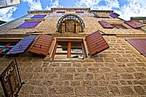 Kotor - fajny jest hostel:Hostel Old Town Kotor- tu extra hostel i warto tam byc