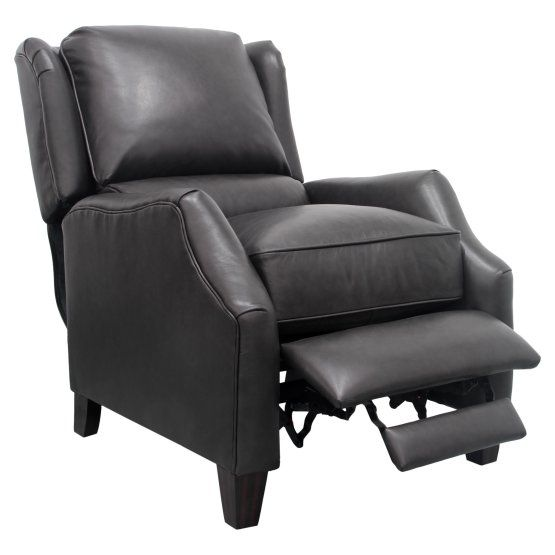Barcalounger Berkeley Recliner in Leather