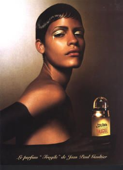 Fragile by Jean Paul Gaultier with Omahyra Mato Garcia (2003).