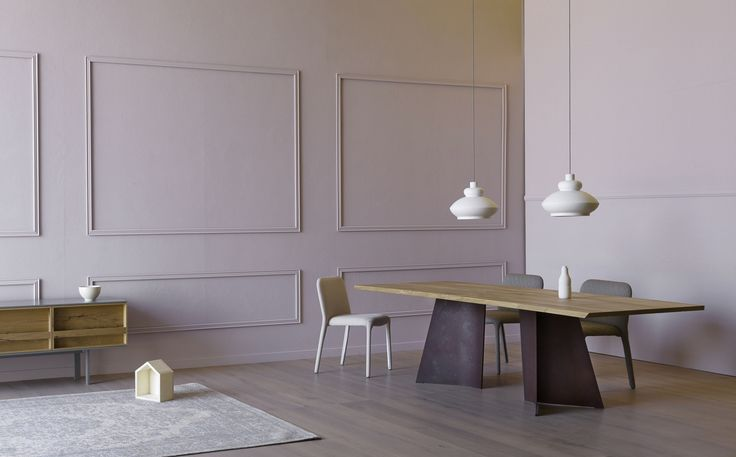 Maggese, the sculptorial table. By Paolo Cappello. #miniforms #interiordesign