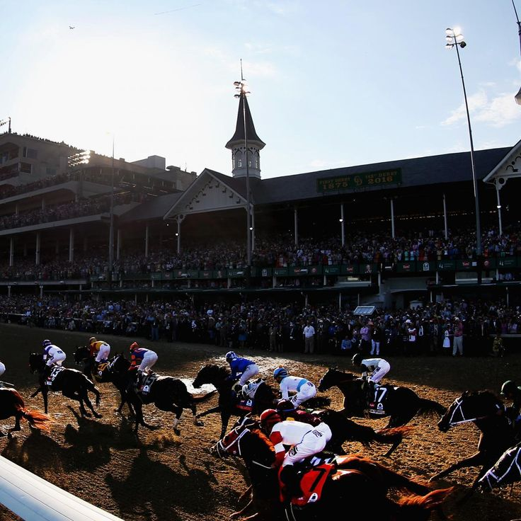 Before the horses head for the gate at Churchill Downs ahead of Saturday's 2017 Kentucky Derby, the post positions will need to be revealed. According to the race's official site , the draw is set for Wednesday morning at 11 a...