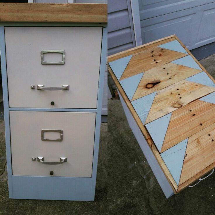 Redo filing cabinet