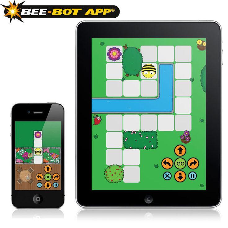 TTS: Bee-Bot Floor Robot - Information Page