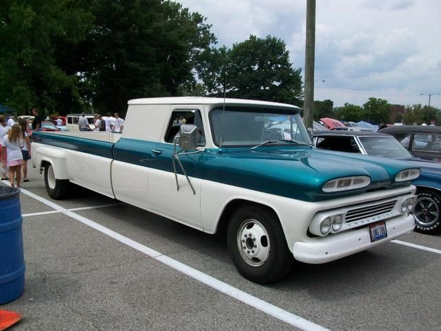 How about some pics of 60-66 Trucks - Page 79 - The 1947 - Present Chevrolet & GMC Truck Message Board Network