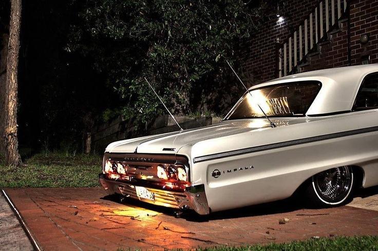 E Bde A Ba C D B Low Low Chevy Impala