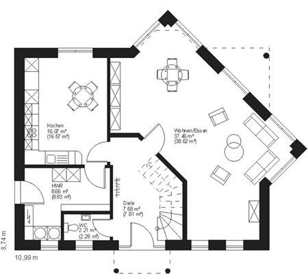 17 best ideas about massivhaus on pinterest massivhaus. Black Bedroom Furniture Sets. Home Design Ideas