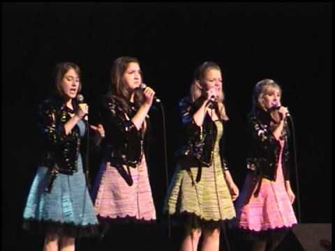LoveNotes Quartet Bohemian Rhapsody Yep, this one too.. These are such lovely girls, and so very talented!