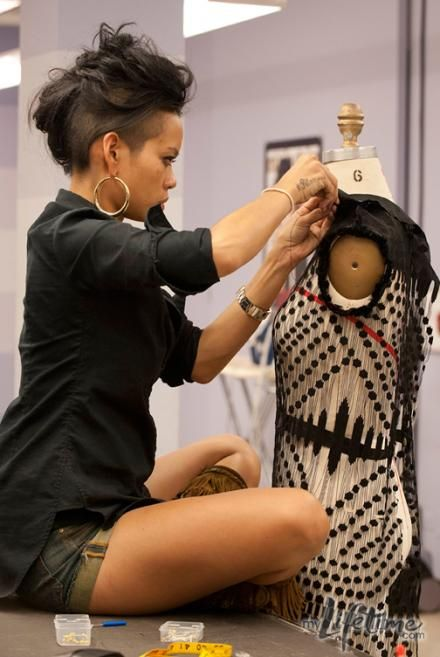 Trinidadian designer Anya Ayoung-Chee triumphs again and advances to New York Fashion Week!