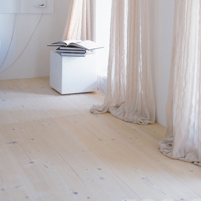 timber + colour floor boards
