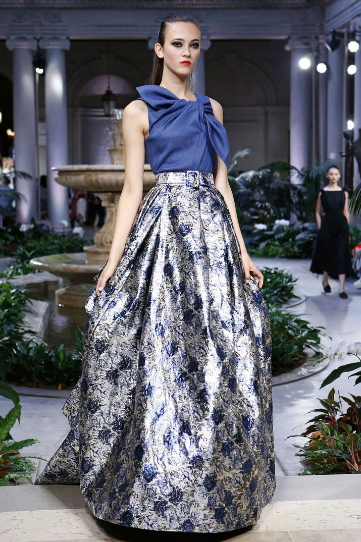 New York Fashion Week Primavera-Verano 2017: Carolina Herrera