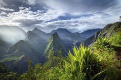Montagne Mafate