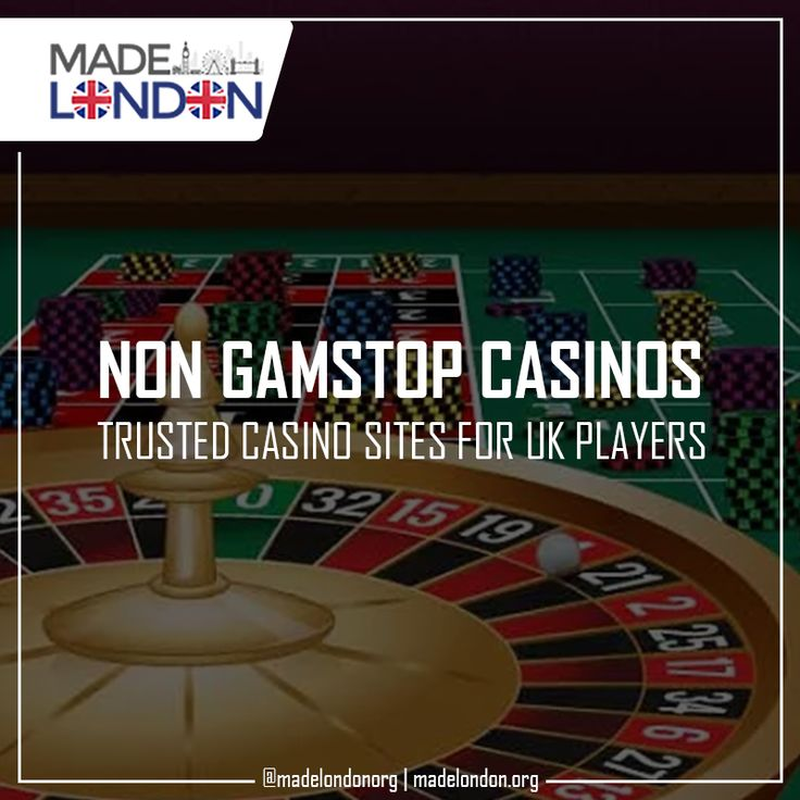 Non Gamstop Casinos Trusted Casino Sites for UK Players in