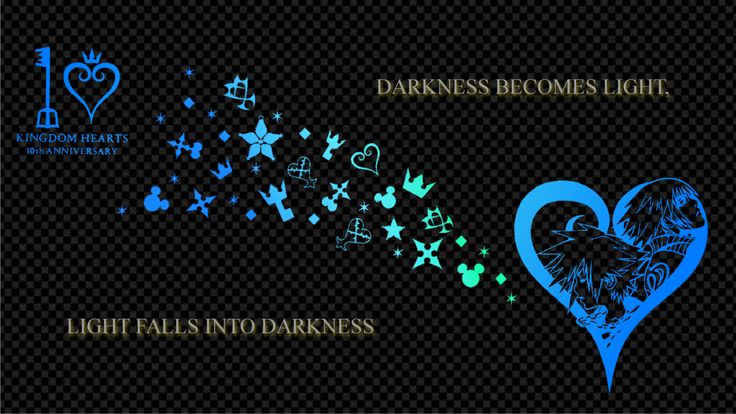Kingdom Hearts 3D Wallpaper by ~Ninja-Luminey on deviantART