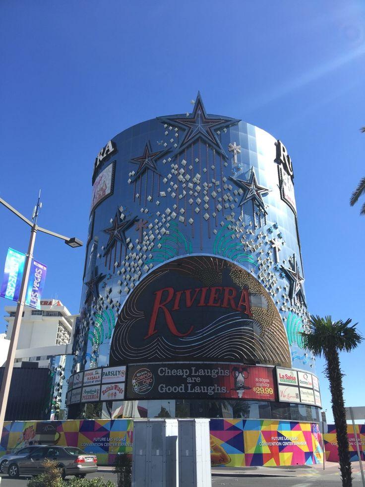 The Riviera Hotel, Las Vegas photography travel https