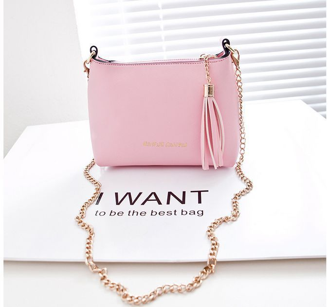 $8.08// Cross body bag with tassel// Multiple colors available// delivery: 2-6 weeks
