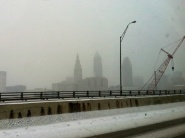 CLEVELAND – A winter weather advisory remains in effect for several Northeast Ohio communities as heavy snow fell over parts...