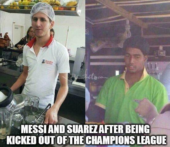 https://es.johnnybet.com/codigo-promocional-sportium-2#picture?id=9704 #messi #suarez #championsleague #football #sportmemes