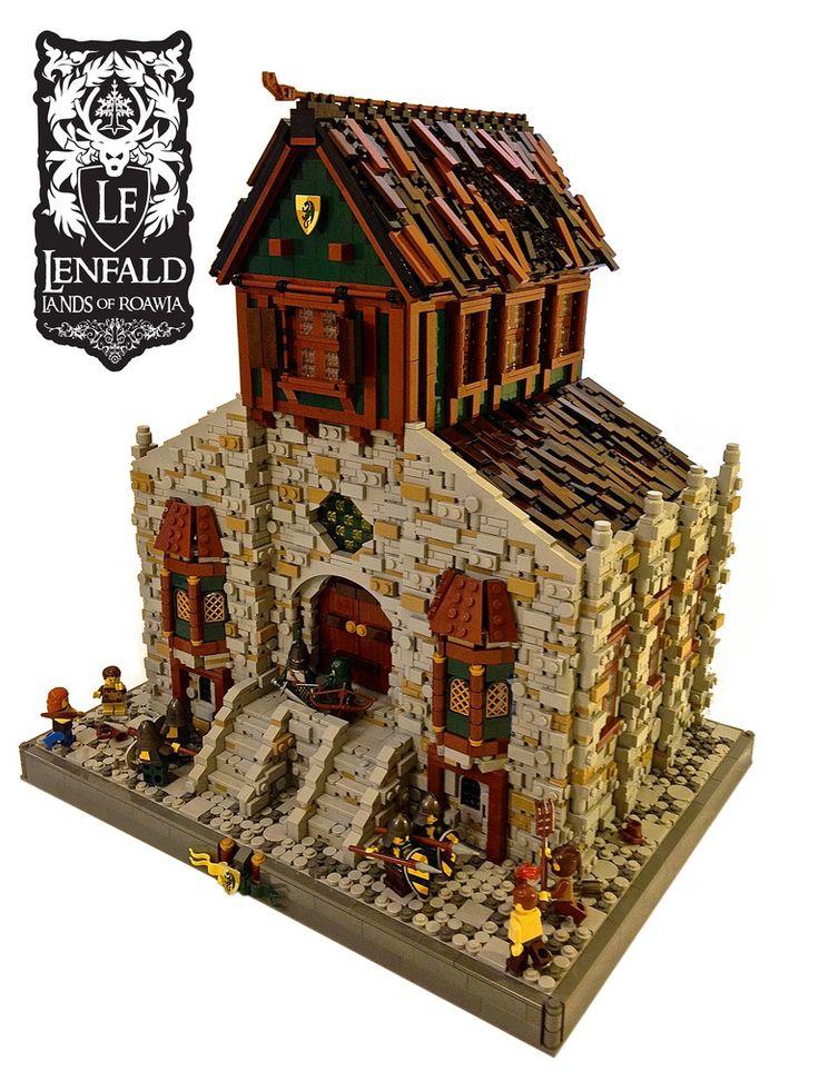 1140 best lego medieval images on Pinterest | Lego castle ...