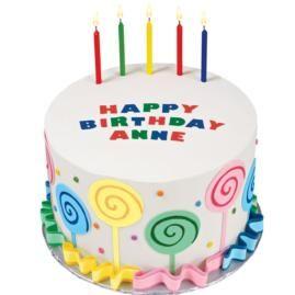 187 best Birthday Cakes images on Pinterest Birthday cakes